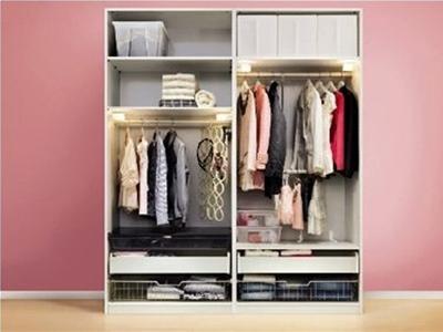 浅谈衣柜收纳有哪些技巧